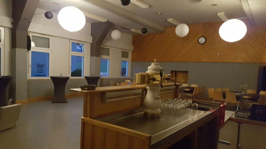 Rammberghalle Bild Halle6